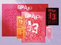 GIRAF Spread