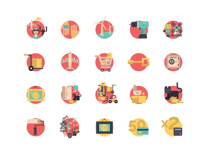 Icon Set №1