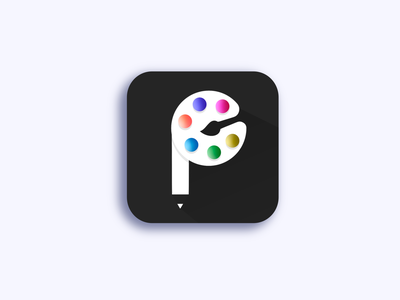 Procreate icon drawing art popular dribbble best shot dribbble illustration branding illustrator vector typography logo design landing webdesign uiuxdesign ux ui icons app icon design procreate