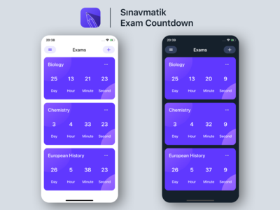 Sınavmatik - iOS Application