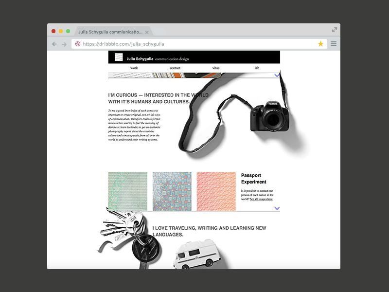 juliaschygulla.com | Portfolio Website