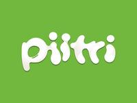 Piitri White Logo