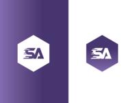 Sa Training Logo Design