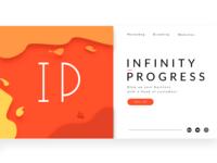 Infinity progress - Web