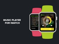 Music Player For Iwatch
