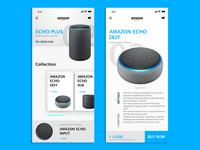 Amazon Echo Products #lightmode