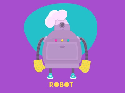 Chef Robot - Warm up #6