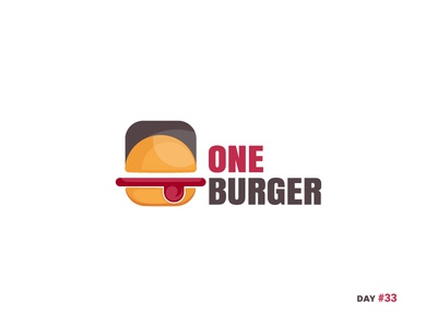 Daily Logo Challenge: Day 33/50 🍔