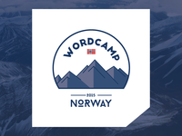 WordCamp Norway 2015 Logo