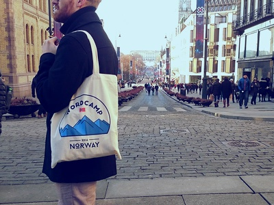 WordCamp Norway 2016 — Tote logo tote norge norway wordcamp wordpress