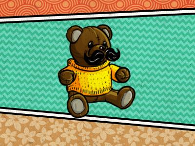 teddy bear teaser