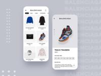 Balenciaga App