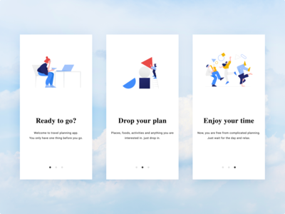 Daily UI  023 Onboarding