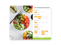 Daily UI #033 Customize Product