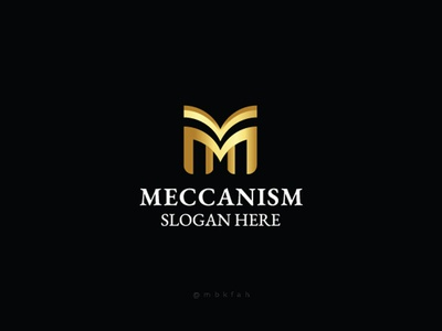 Meccanism Logo For Sale