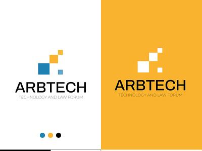 ArbTech logo concept icon vector logo concept design branding all ui logo logoinspiration logo branding concept design logo design branding all vector