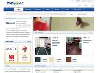 TWOnet Web design