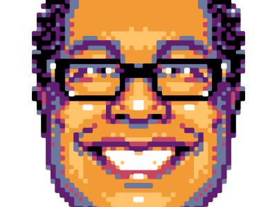 NENSHI illustration vector pixels nenshi