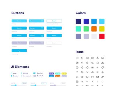App's Design System