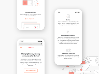 Mobile Webpage