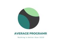 Average programr