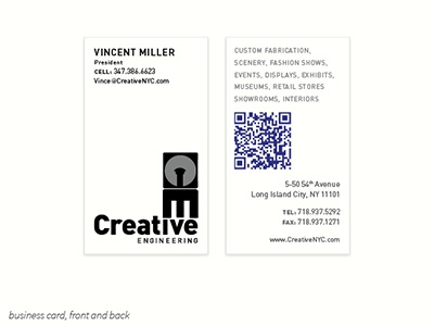 Creative engineering business card by carmela stricklett dribbble ce businesscard dribbble reheart Image collections