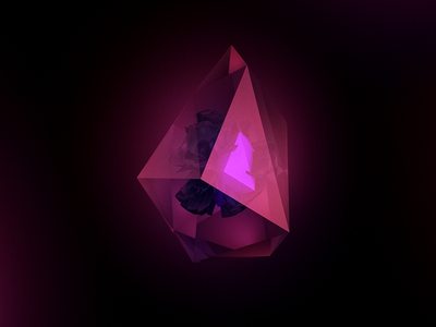 Diamond maxon cinema4d shadow shapes creative creation modeling desingn 3d