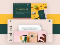 Foodiest Minimal Blog