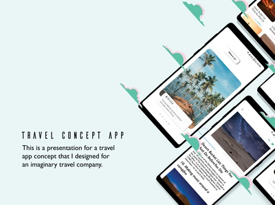 Travel App (UX)