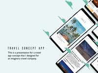 Travel App (UX)
