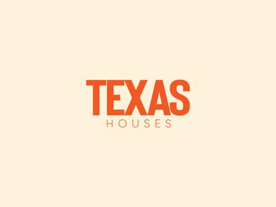 Texas Houses Logo
