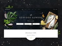 Gourmand - Seafood Home