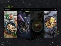 Gourmand - Portfolio Columns