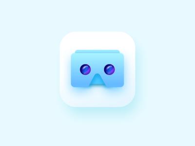 Vr Glass App Icon