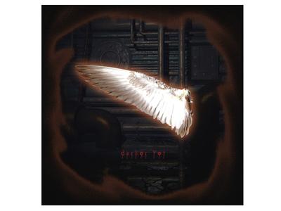Darker Yet Cd Design aminal pipes plumbing wings bird sewer gothic yet darker