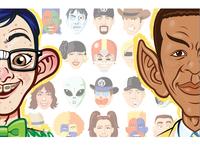 Lots O' Characters 2