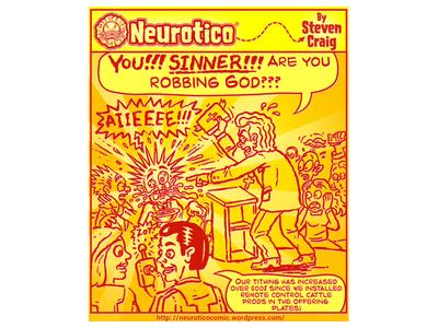 Neurotico Tithe Shockers
