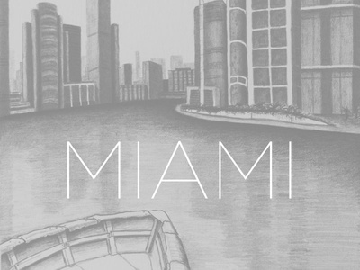 So White Design is now in MIAMI