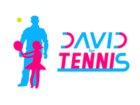 David For Tennis Logo (revised)