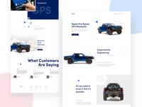 Ford Raptor UI