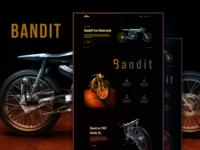 Bandit9 UI Design Concept