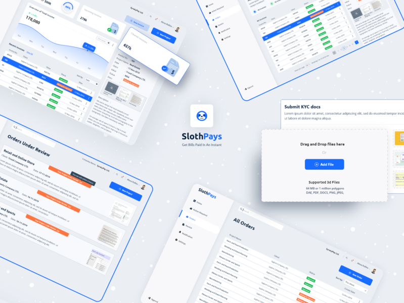 Slothpays case study principle slothpays webdesign website simple typography branding freelance portfolio product anupdeb user experience userinterface creative case studies casestudy webapp dashboard product design