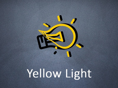Yellow Light studio presentation packaging mockup marketing branding artboard app
