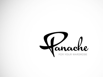 Panache logo studio presentation packaging mockup marketing branding artboard app