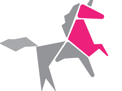 Illustration designs for Horse art studio presentation packaging mockup marketing branding artboard app