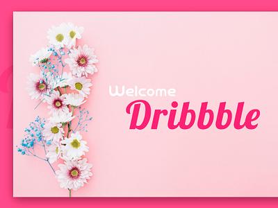Dribble identity website ux illustration presentation type lettering flat branding web vector typography ui logo studio packaging marketing app art board