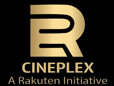 Cineplex logo web animation vector ux type logo 3d icon ui logo typography design artboard illustration studio app mockup marketing presentation packaging branding