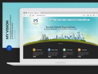 My Vision Website