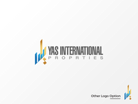 Yas Properties Logo Option