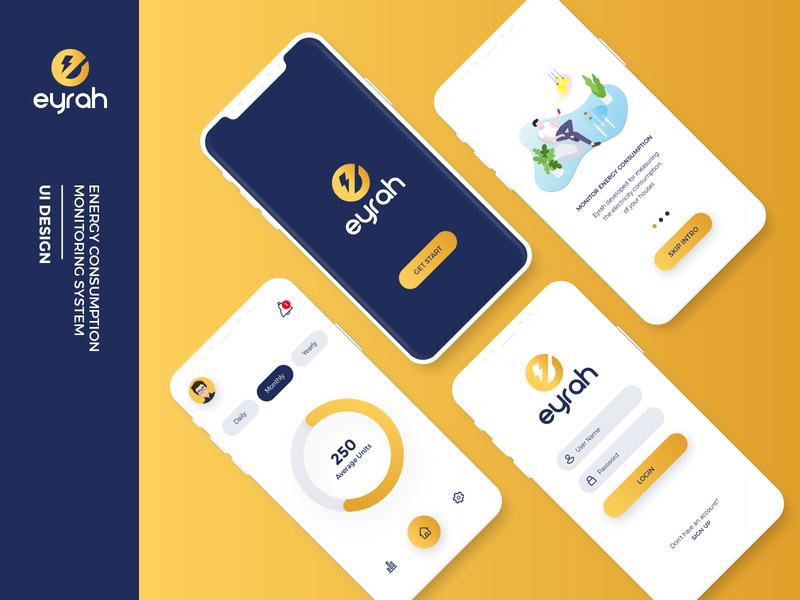 Eyrah Mobile App
